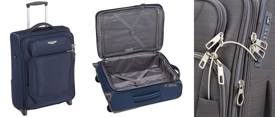 Samsonite Spark Lightweight Suitcase