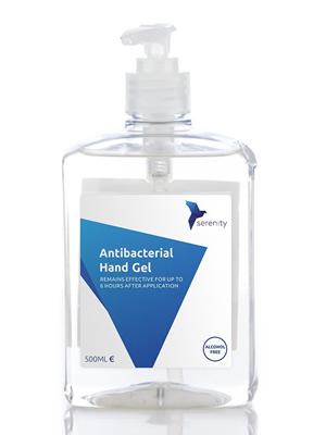 Serenity Antibacterial Hand Gel