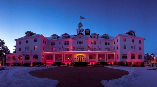 Stanley Hotel, Estes Park, USA