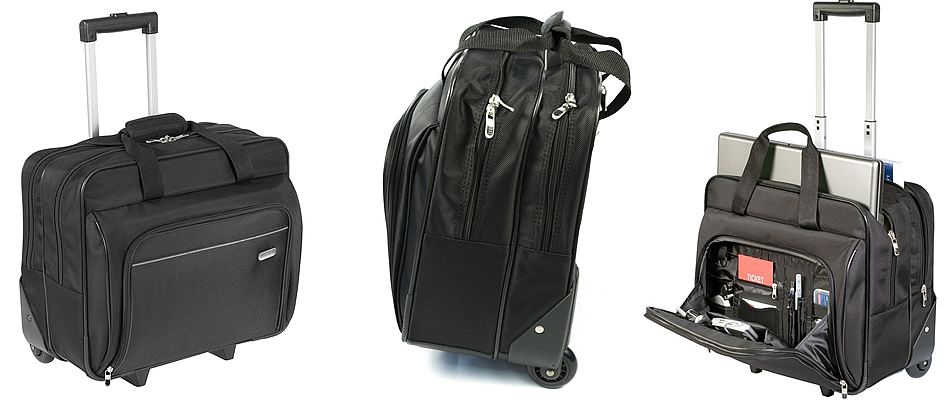 Targus TBR003EU Wheeled Laptop Bag
