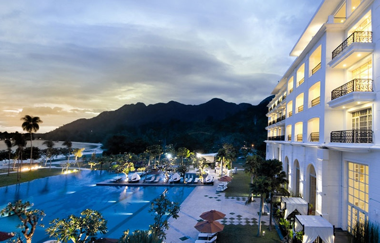 The Danna Hotel Review, Langkawi, Malaysia