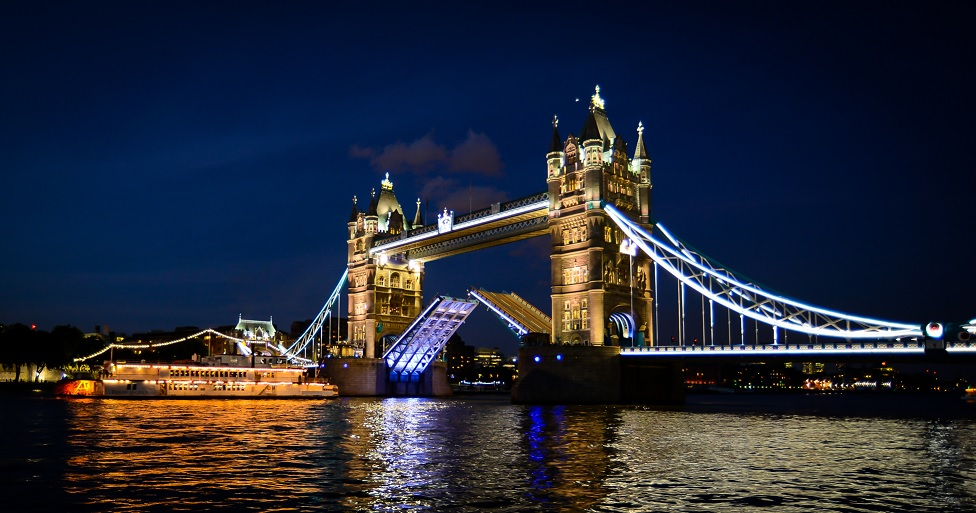 Visiting Tower Bridge, London