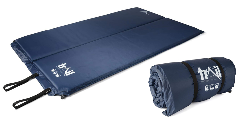Trail Double Self Inflating Camping Mat