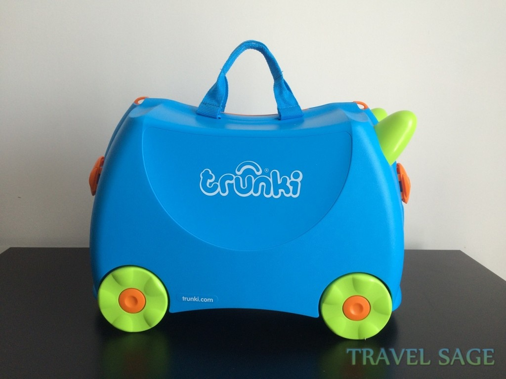 Trunki Ride-On Kids Suitcase Review