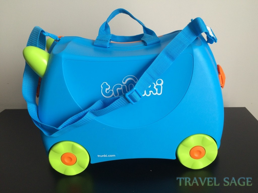 Trunki Ride-On Kids Suitcase Strap