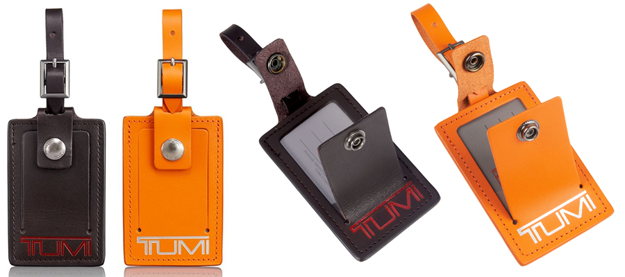 TUMI Alpha 2 Large Luggage Tag
