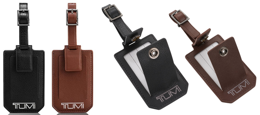 TUMI Nassau Luggage Tags