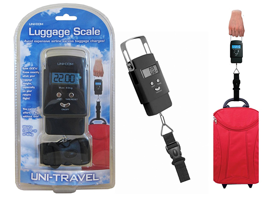 Uni-Com Digital Luggage Scale