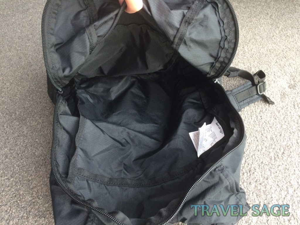 Vango Pac 15 Lightweight Backpack