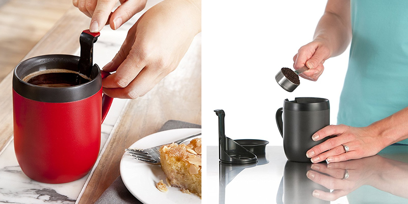 Zyliss Cafetiere Travel Coffee Press Reviewed