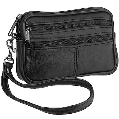 Fabretti Leather Pouch
