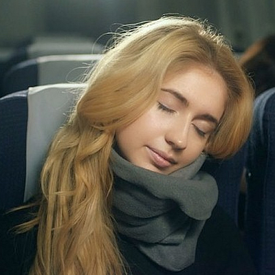 TRTL Sleep Scarf