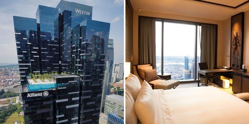 The Westin Hotel Singapore