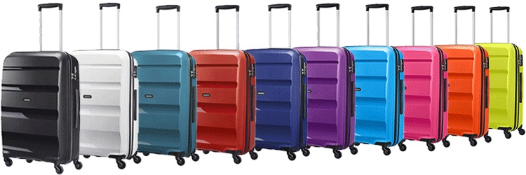 American Tourister Bon Air Spinner Review