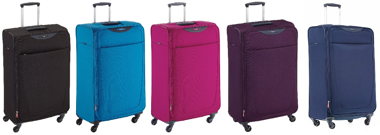 Samsonite Base Hits Spinner Luggage Review