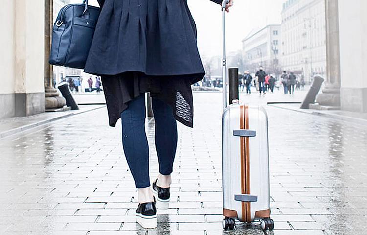 Top 10 Best 4 Wheel Suitcases