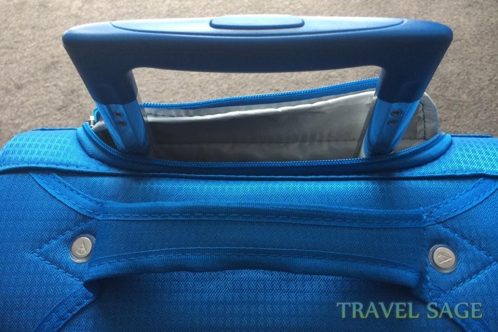 Lightweight Luggage Telescopic Handle