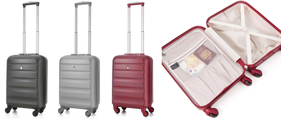 Aerolite Hard Shell Lightweight Suitcase
