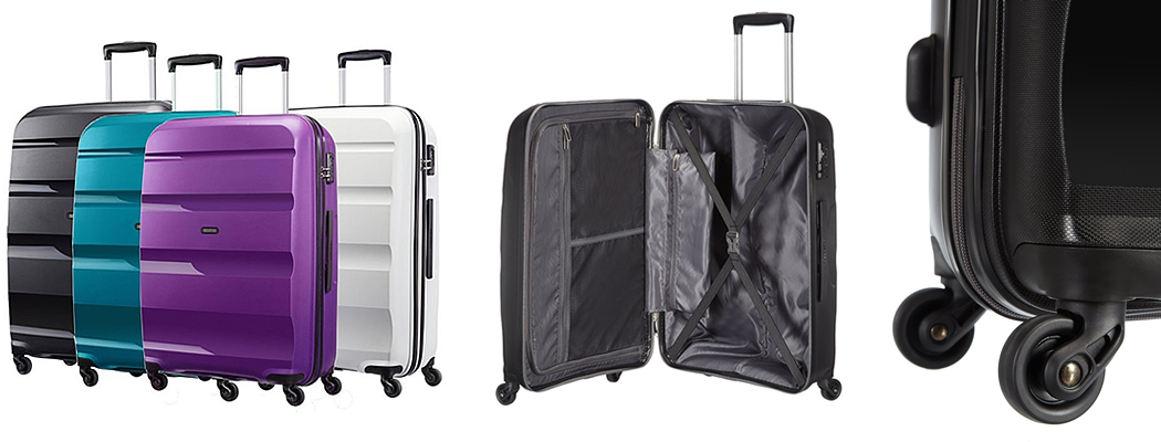 American Tourister Bon Air Spinner Hard Shell Suitcase