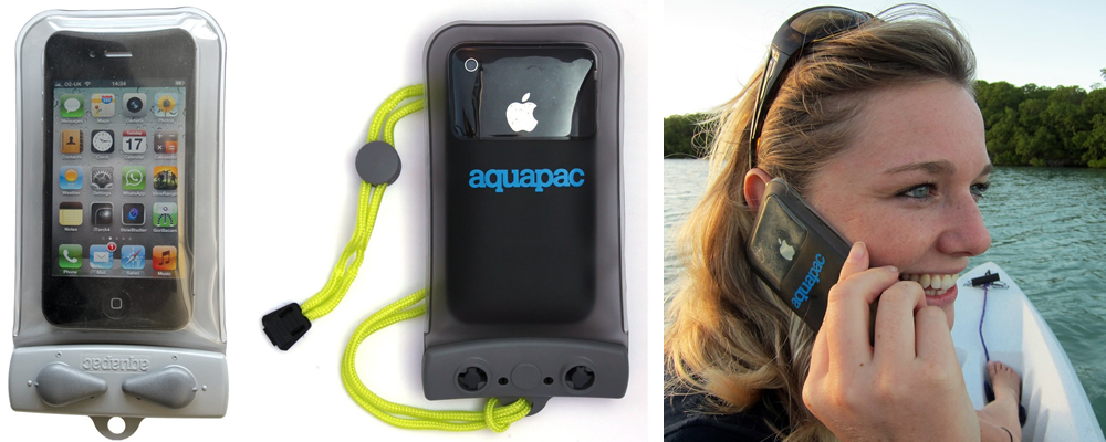Aquapac Waterproof Phone Pouch