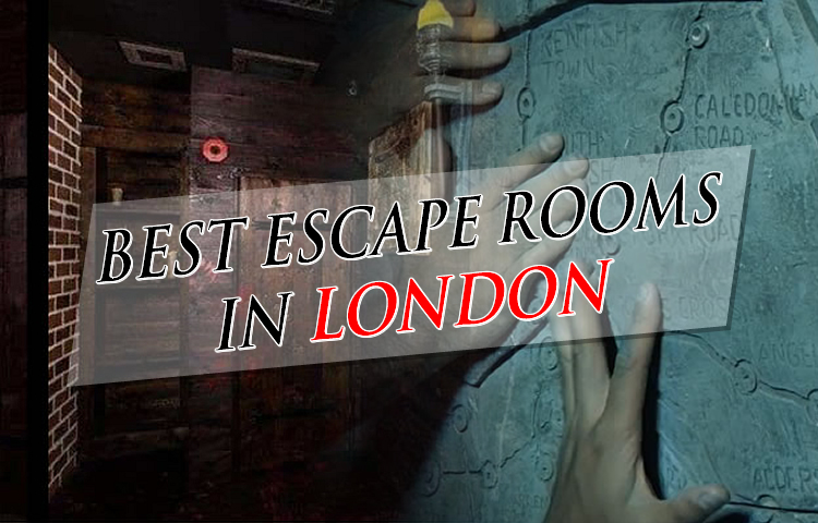 Top 12 Best Escape Rooms in London