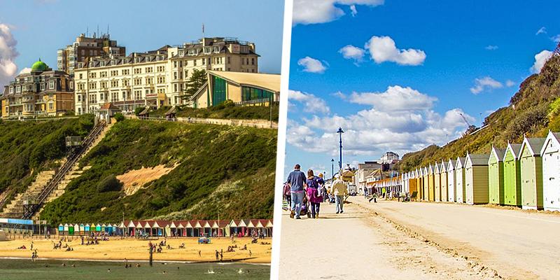 Bournemouth Beach, Bournemouth, Dorset