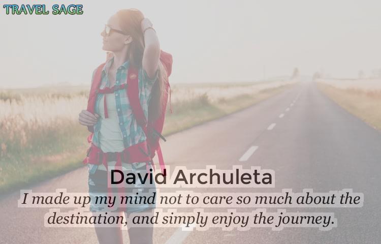 david archuleta - enjoy the journey