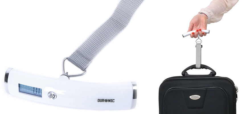 Duronic Digital Luggage Scale | LS1008