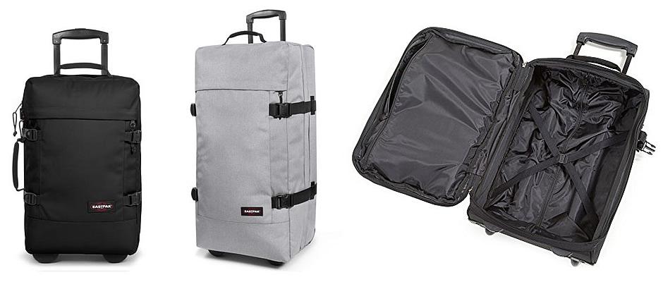 Eastpak Tranverz Wheeled Holdall Bag
