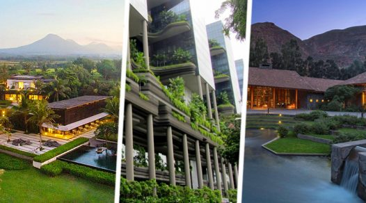 20 Best Eco-Friendly Hotels in the World