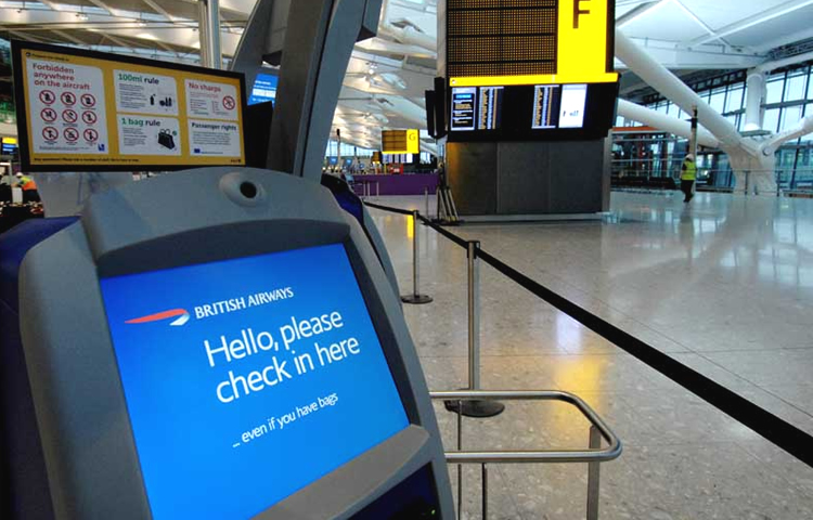 Express Check In Heathrow