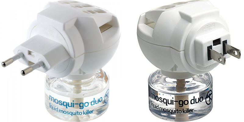 Mosqui-go Duo Plug In Liquid Mosquito Killer