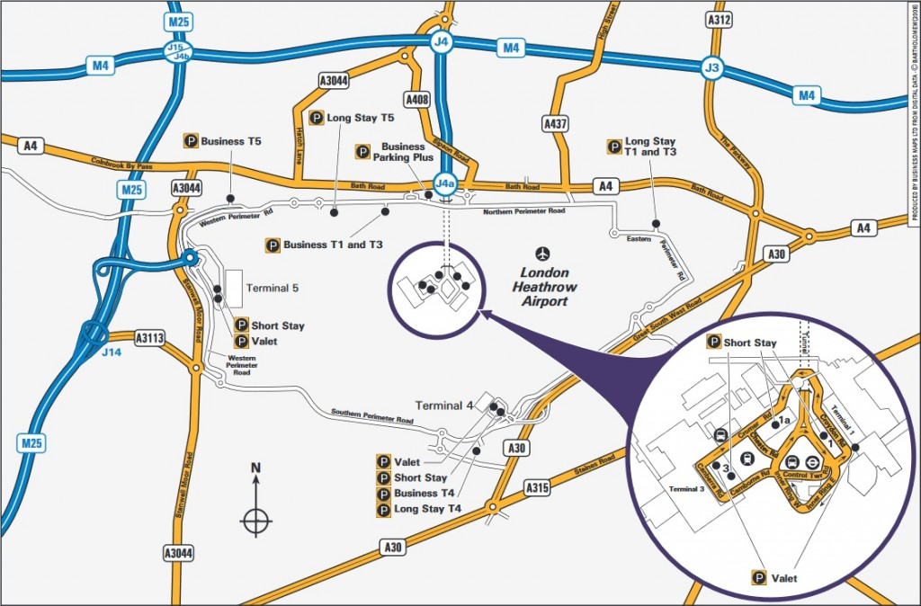Purple Parking Heathrow Airport Parking Review
