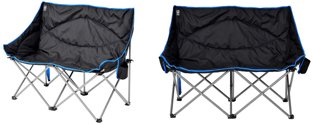 Hi Gear Vegas Double Camping Chair