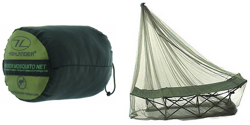 Highlander Trekker Mosquito Net Review