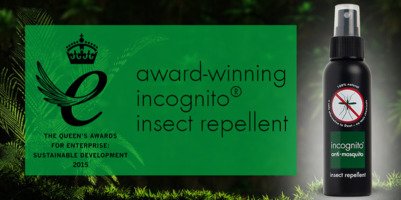 Incognito Natural Anti-Mosquito Sprays Review
