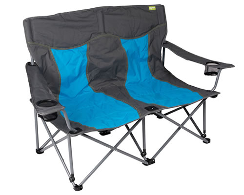 Kampa Lofa Two Seater Camping Chair