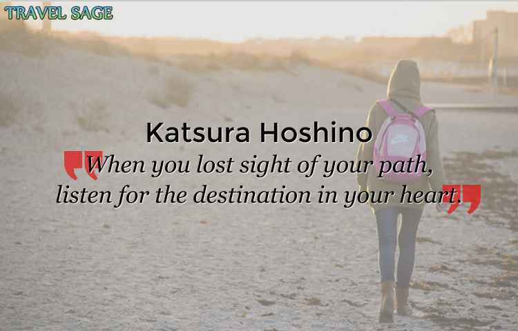 katsura - when you lost sight of your path