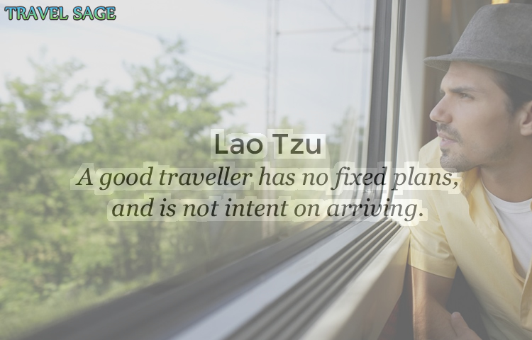 lao tzu - no fixed plans