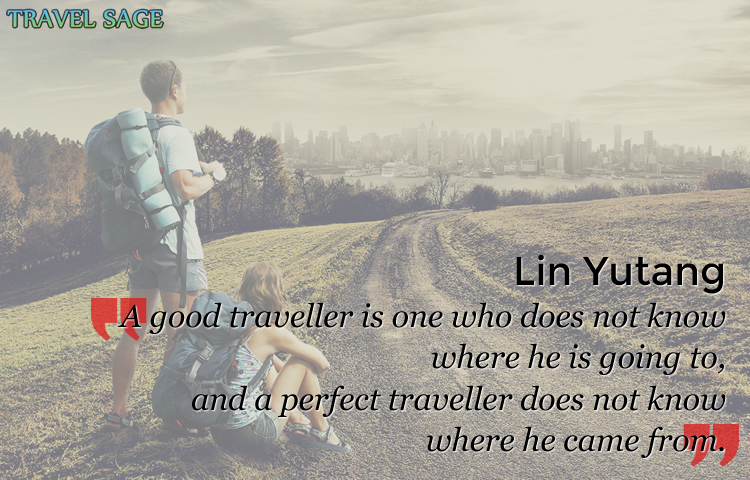 lin yutang - the perfect traveller