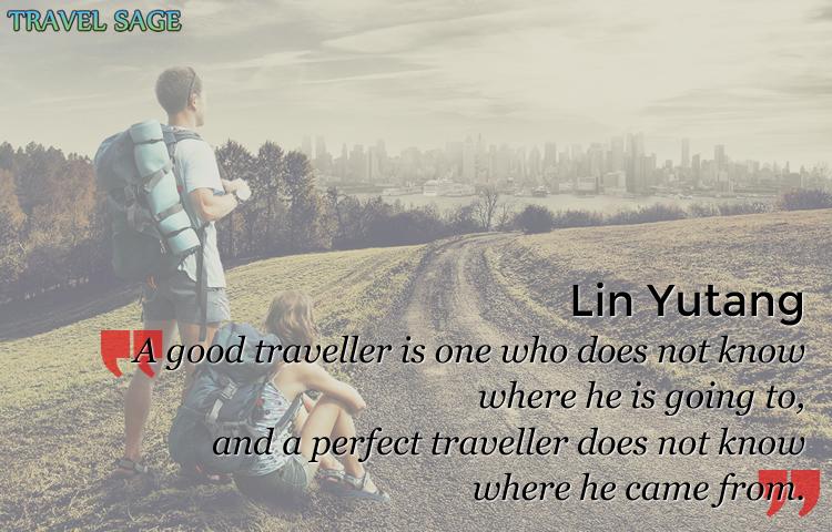 lin yutang - the perfect traveller