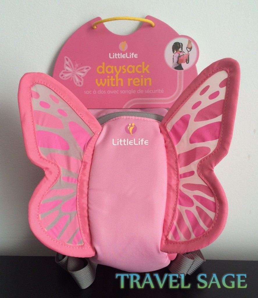 LittleLife Toddler Daysack Review