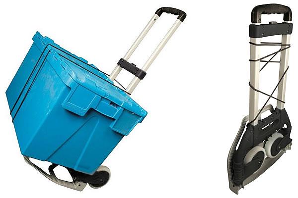 Maplin Folding Luggage Trolley