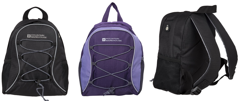 Mountain Warehouse Trek 6 Small Backpack