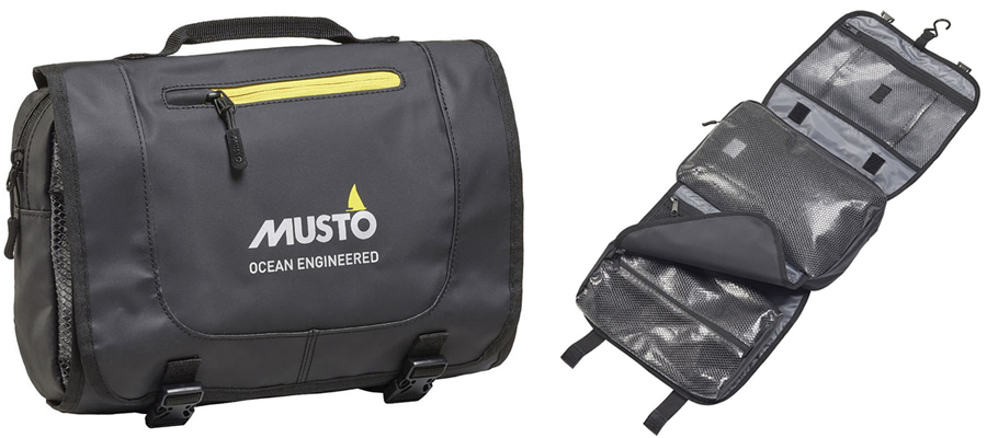 Musto Evolution Ocean Engineered Washbag