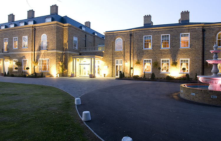 Orsett Hall Hotel Review, Grays, Essex,