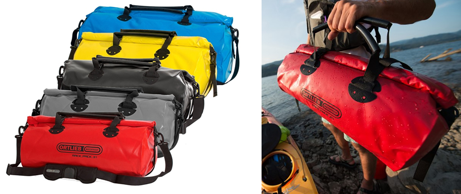 Ortlieb Waterproof Rack Pack