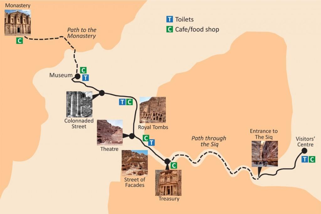 Petra Trail