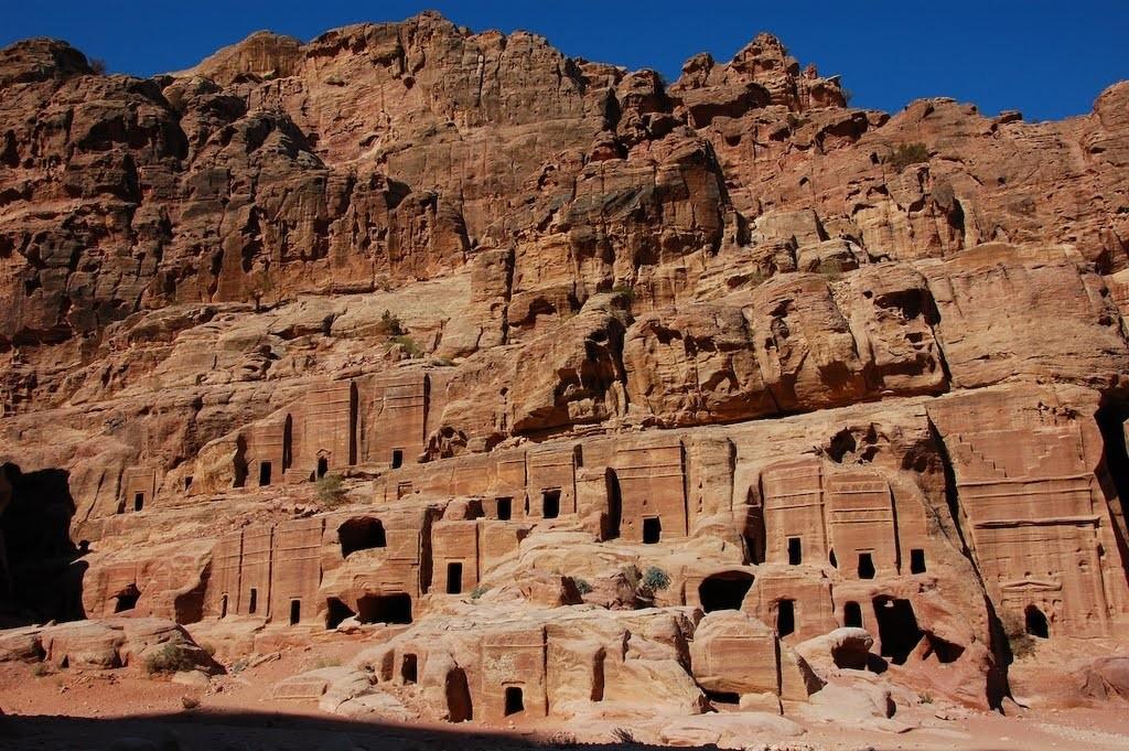 Visiting the Lost City of Petra, Jordan
