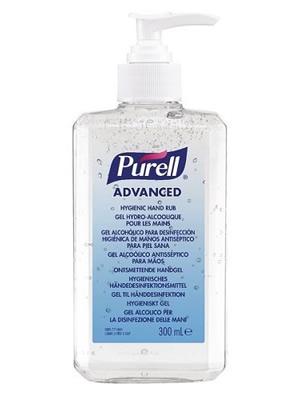 Purell Advanced Hand Sanitiser Gel